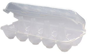 Eierschachteln Kunststoff